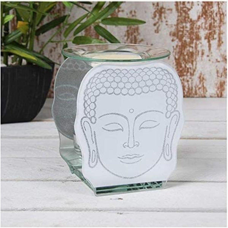 Glass Buddha Wax Oil Warmer