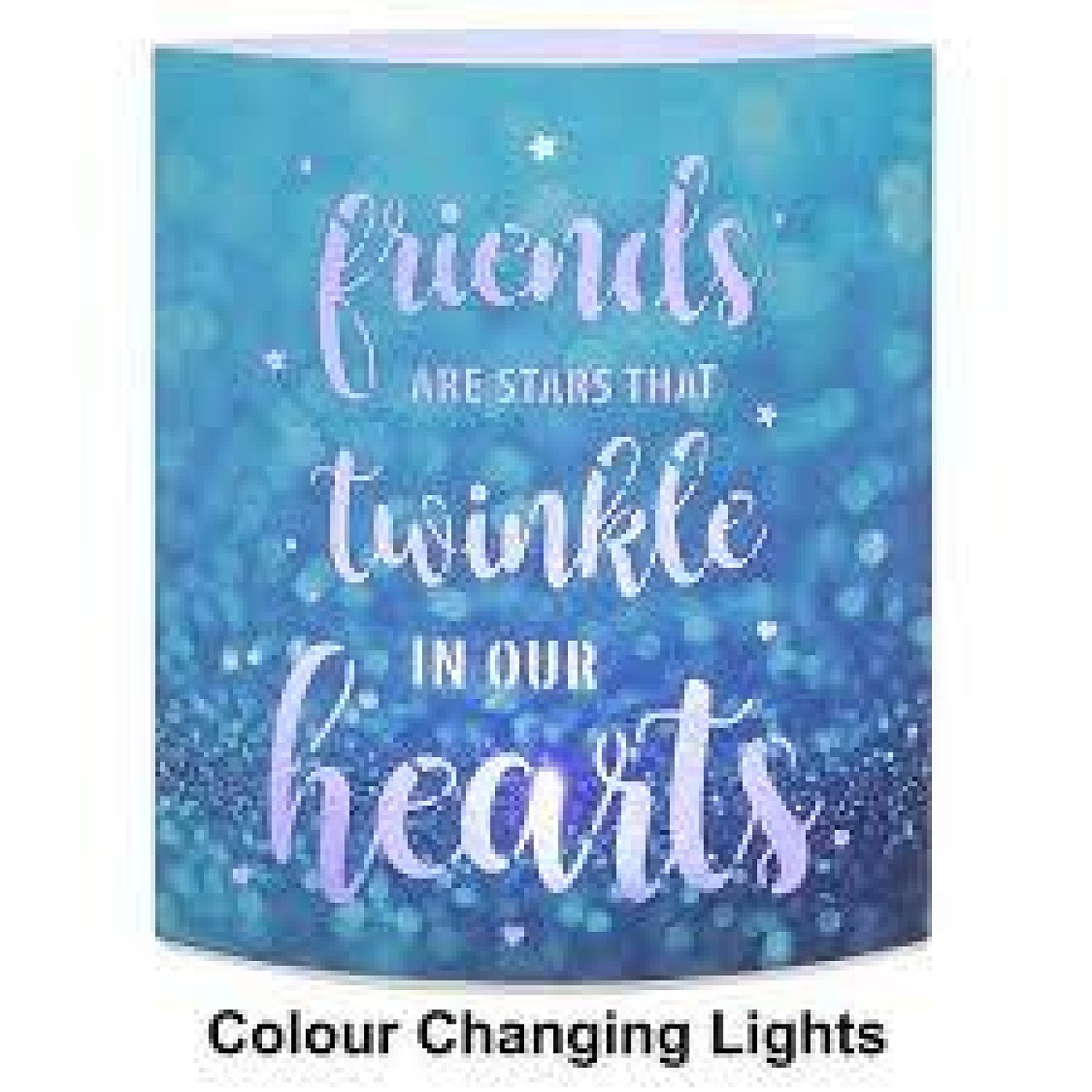 Starlight Lantern - Colour Changing LED - Friends
