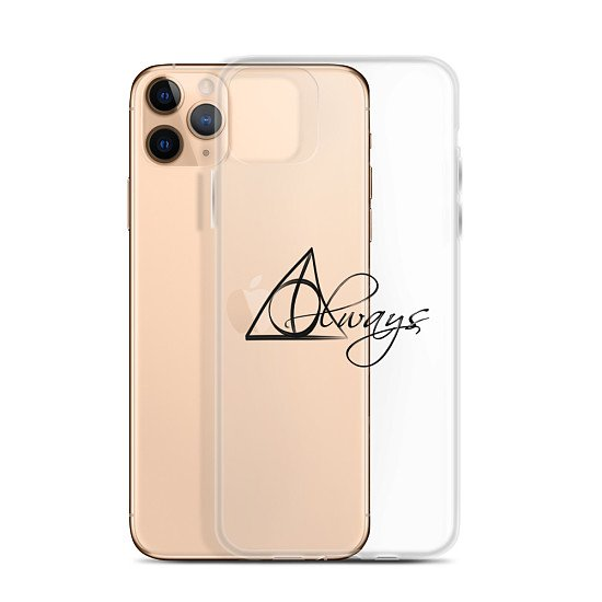 Harry Potter Always iPhone Case