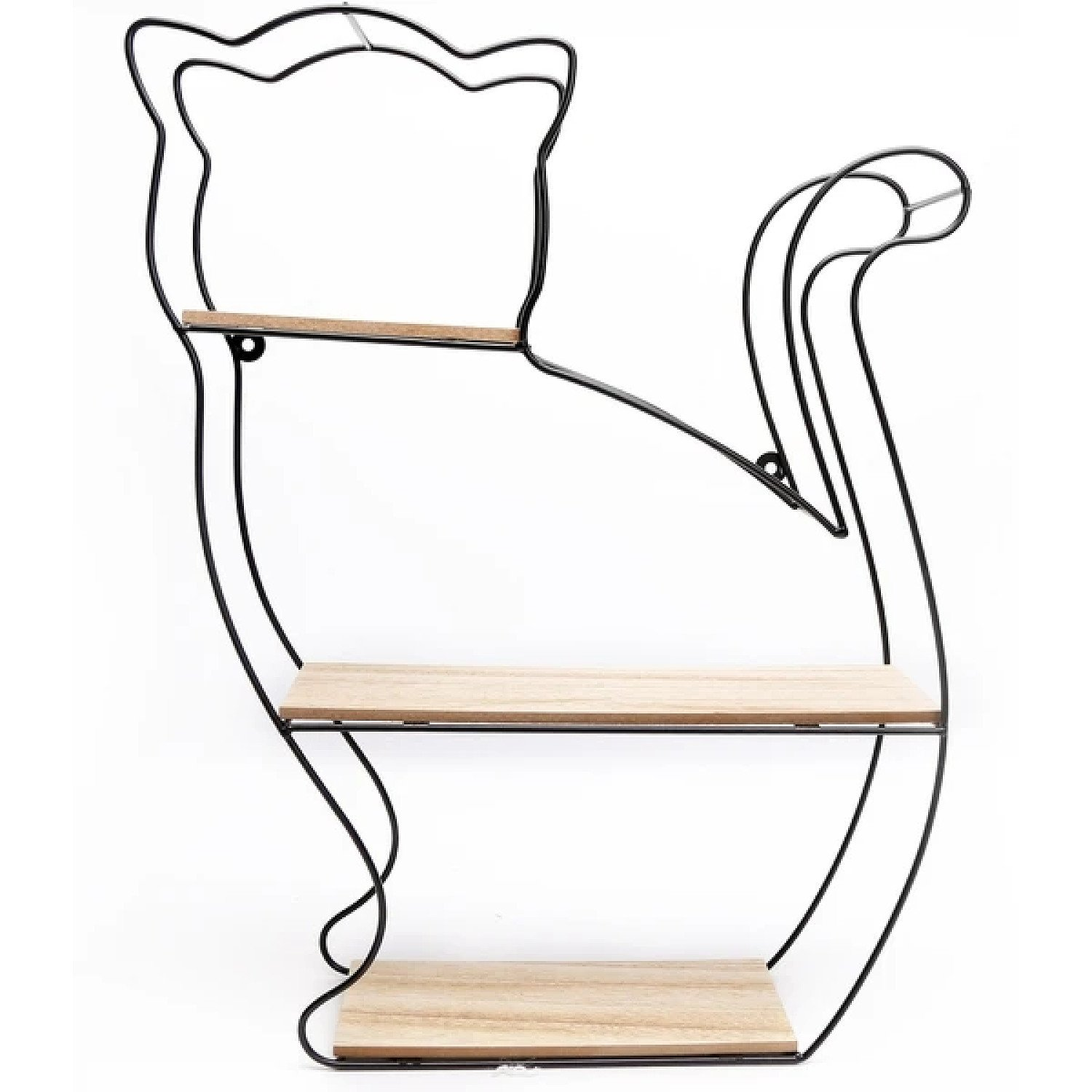 Wire Cat Wall Shelf Free Postage