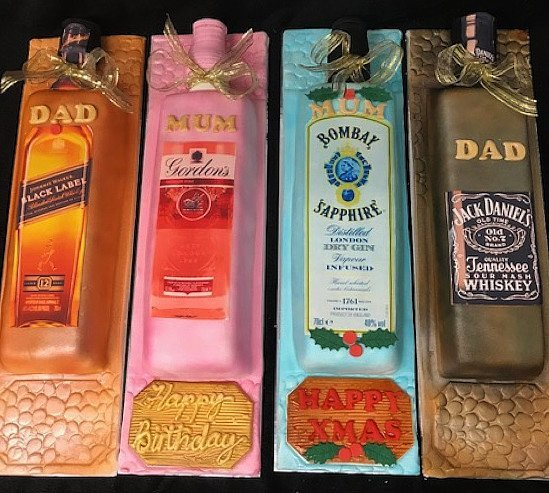 SPECIAL OFFER ON BOTTLE CAKES