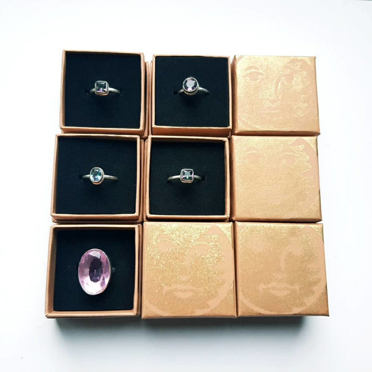 Mystic Topaz Rings Special Offer