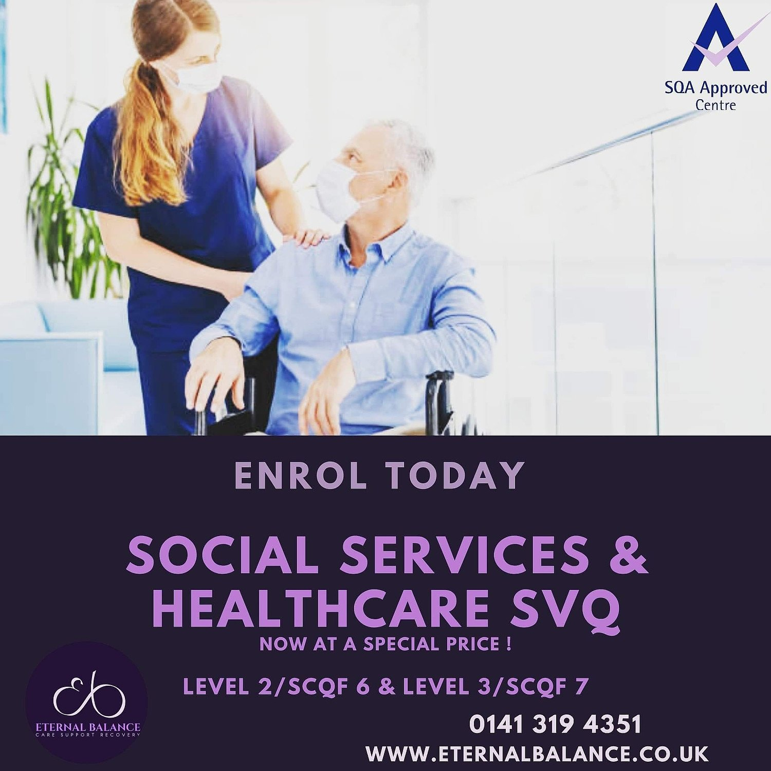 SVQ Social Services and Healthcare