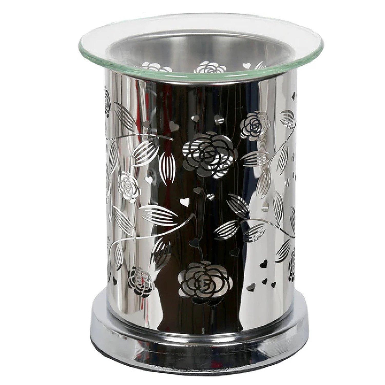 Aroma Mirror Wax Melt Burner, Floral £17.99 Free Postage