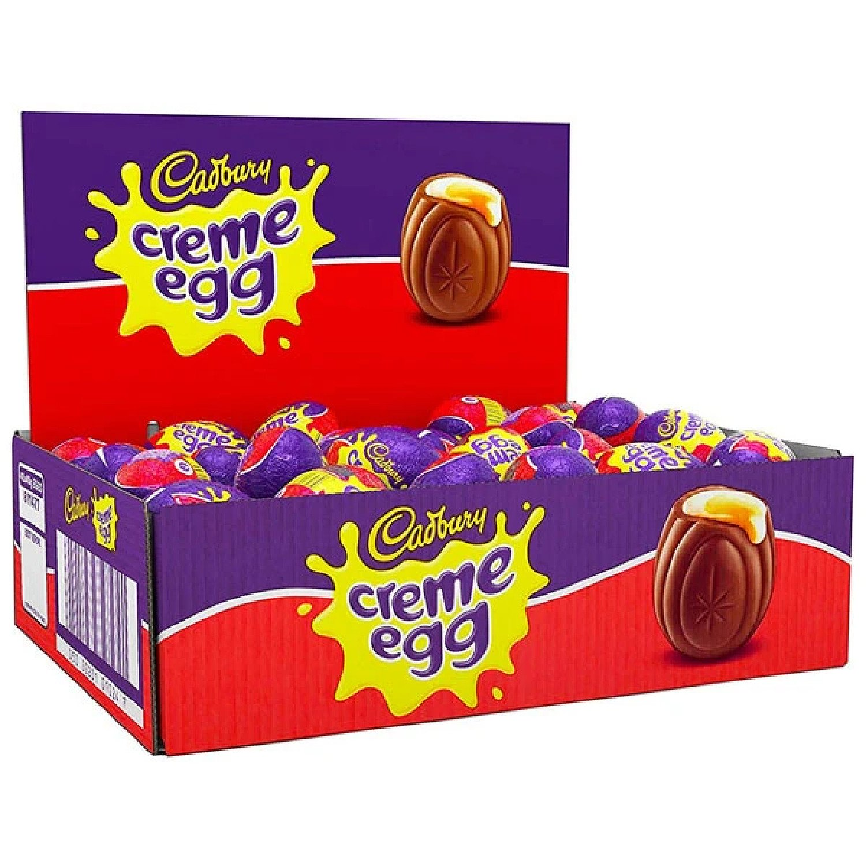 48 x Cadbury Creme Eggs £29.99 Free Postage