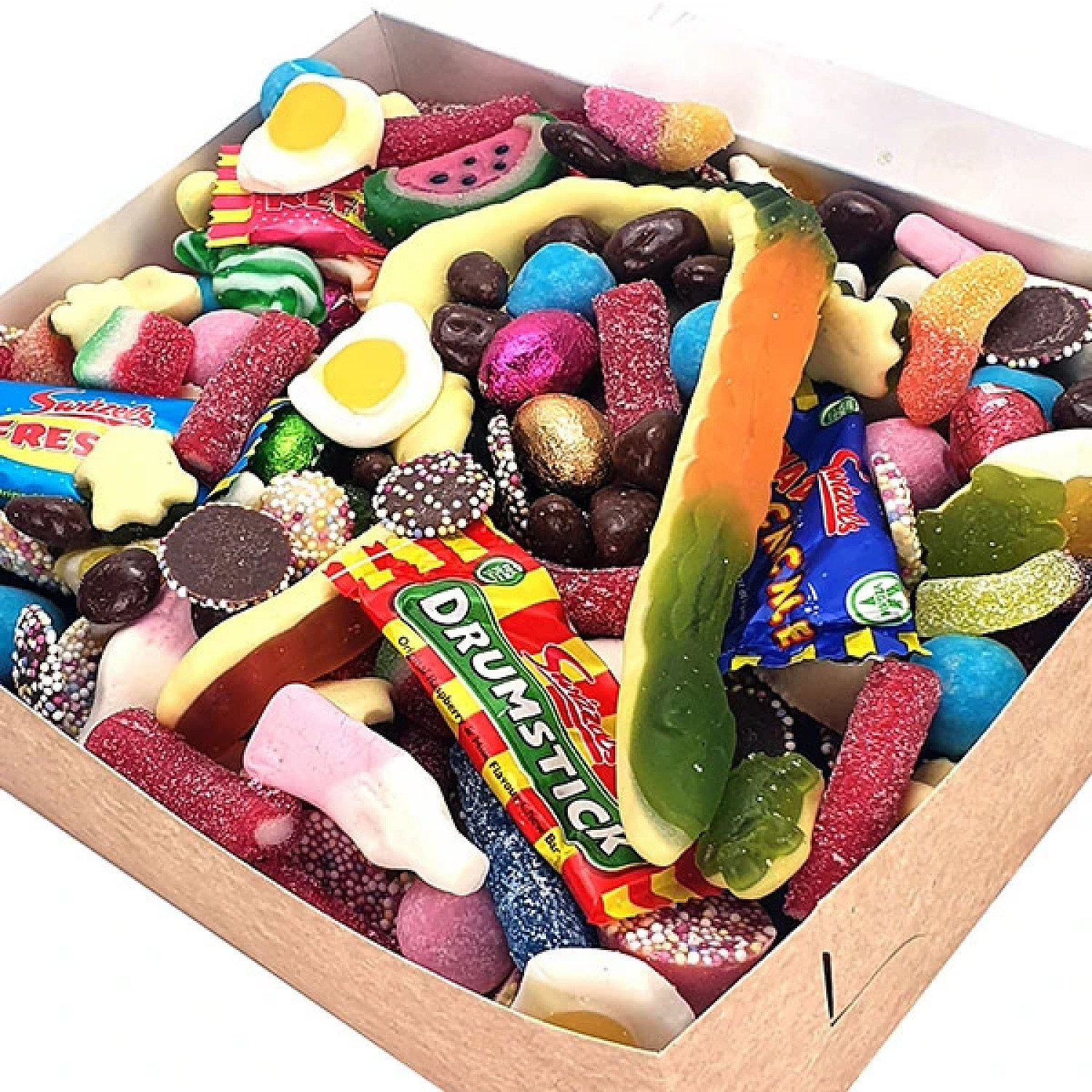 PICK 'N MIX LARGE 1.6KG SWEET GIFT BOX £26.99 Free Postage