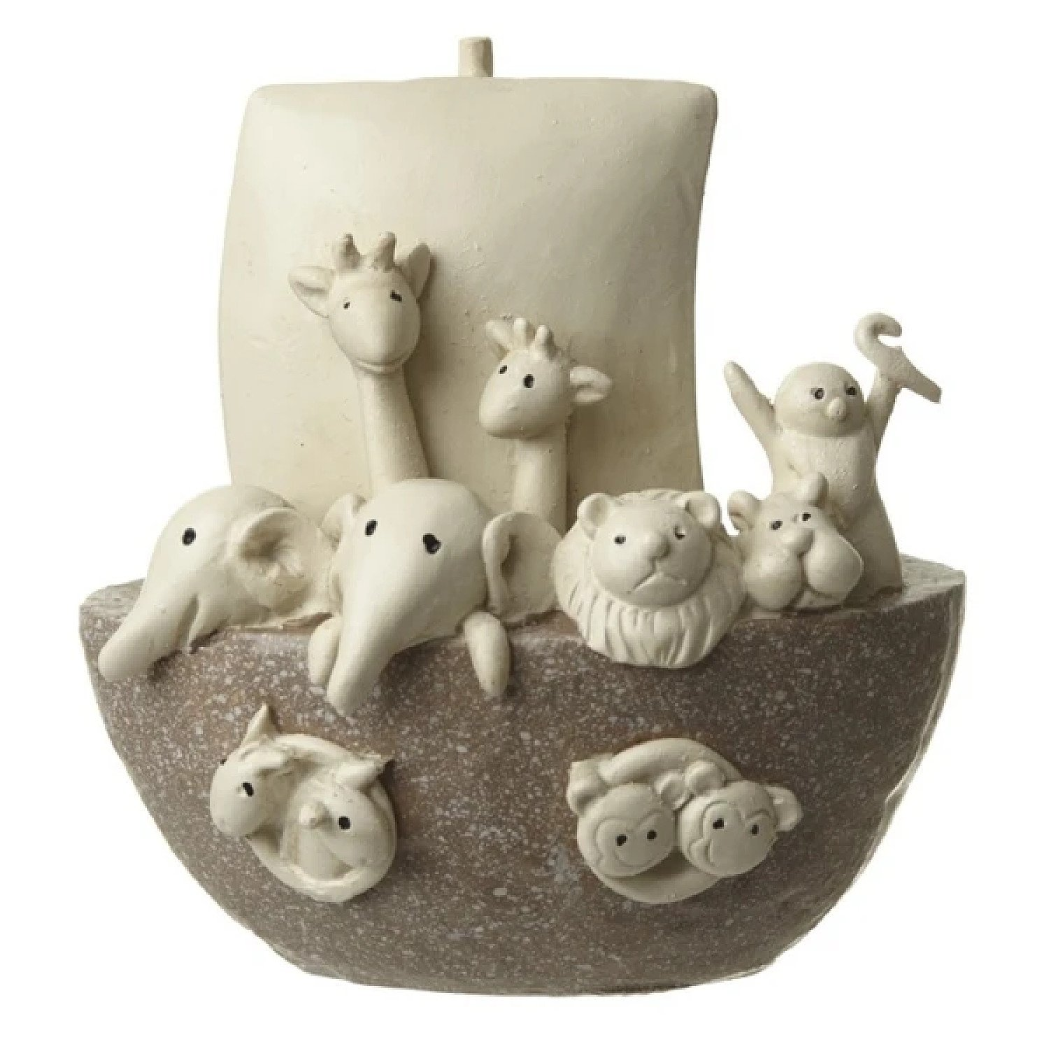 Polyresin Noahs Ark Decor £12.99 Free Postage