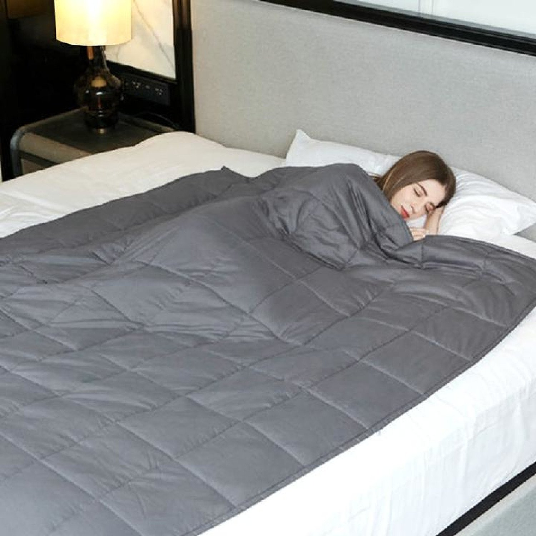 Premium Weighted Blanket Relieve Anxiety 5.5kg