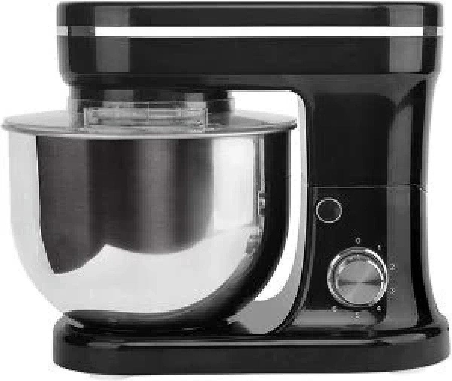 Daewoo 6 Speed 1200W Stand Mixer with 5L Stainless Steel Bowl Free Postage