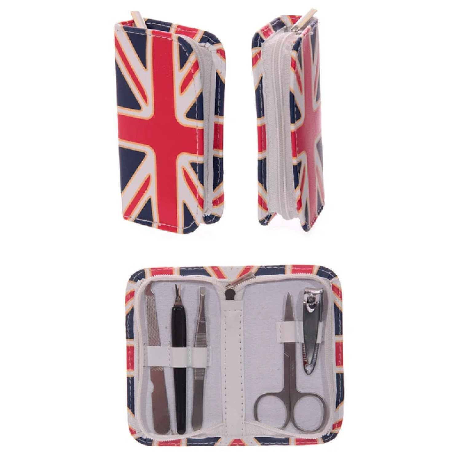 Fun Manicure Set in Union Flag Holder £8.99 Free Postage