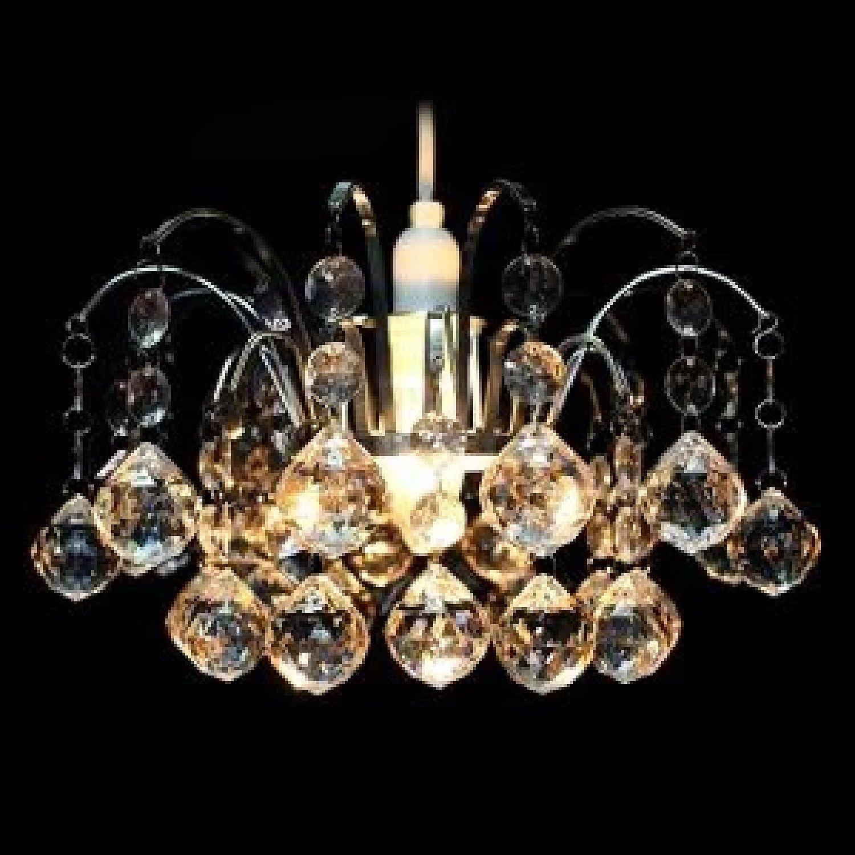 Luxury Chandelier Style Ceiling Light Shade Pendant Acrylic Crystal Bead Droplet[ORIEL PENDANT]