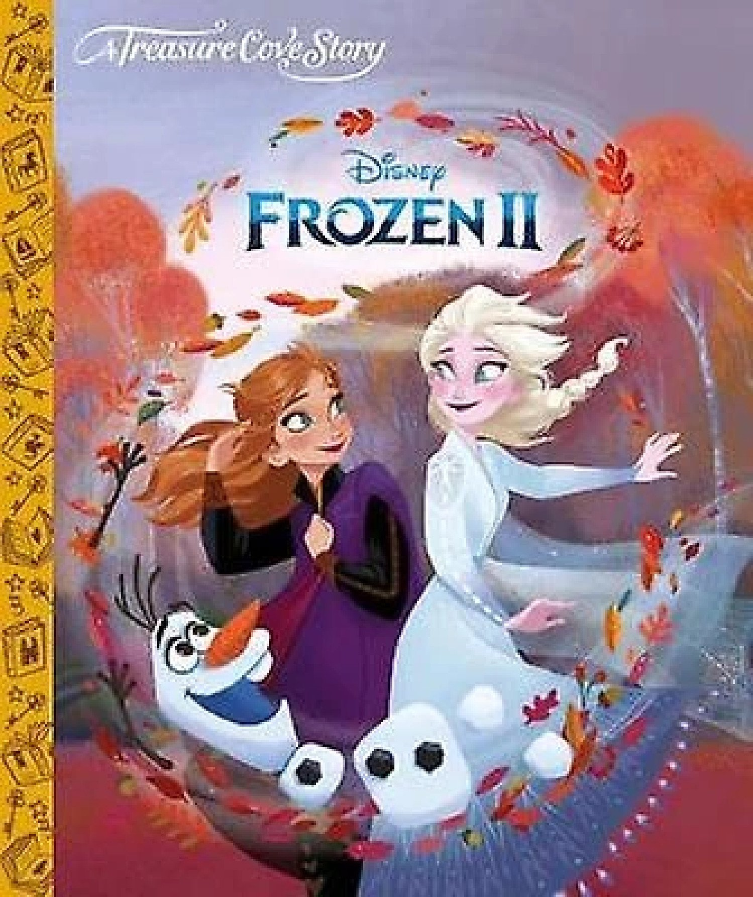 Frozen 2 Book Free Postage