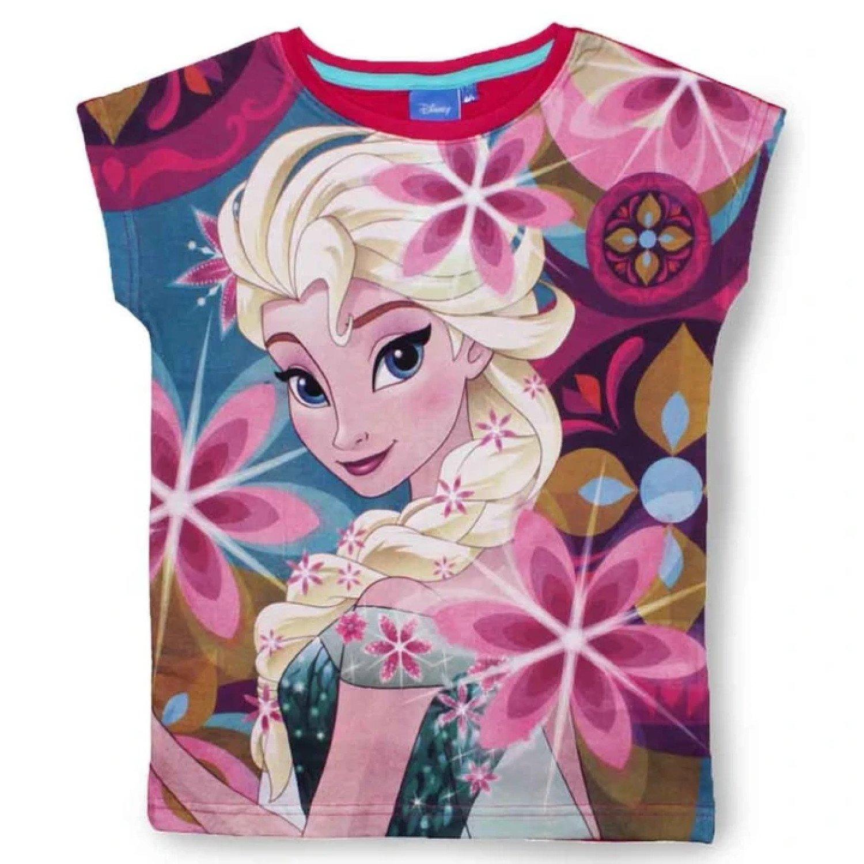 Frozen T Shirt - Elsa Free Postage