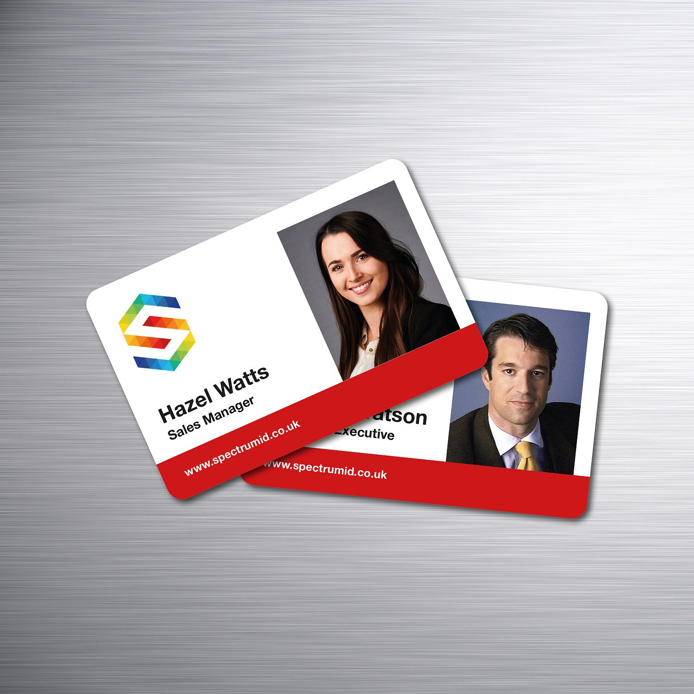 Staff Photo ID Cards