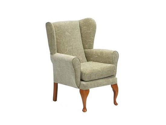 Queen Anne Fireside Chair
