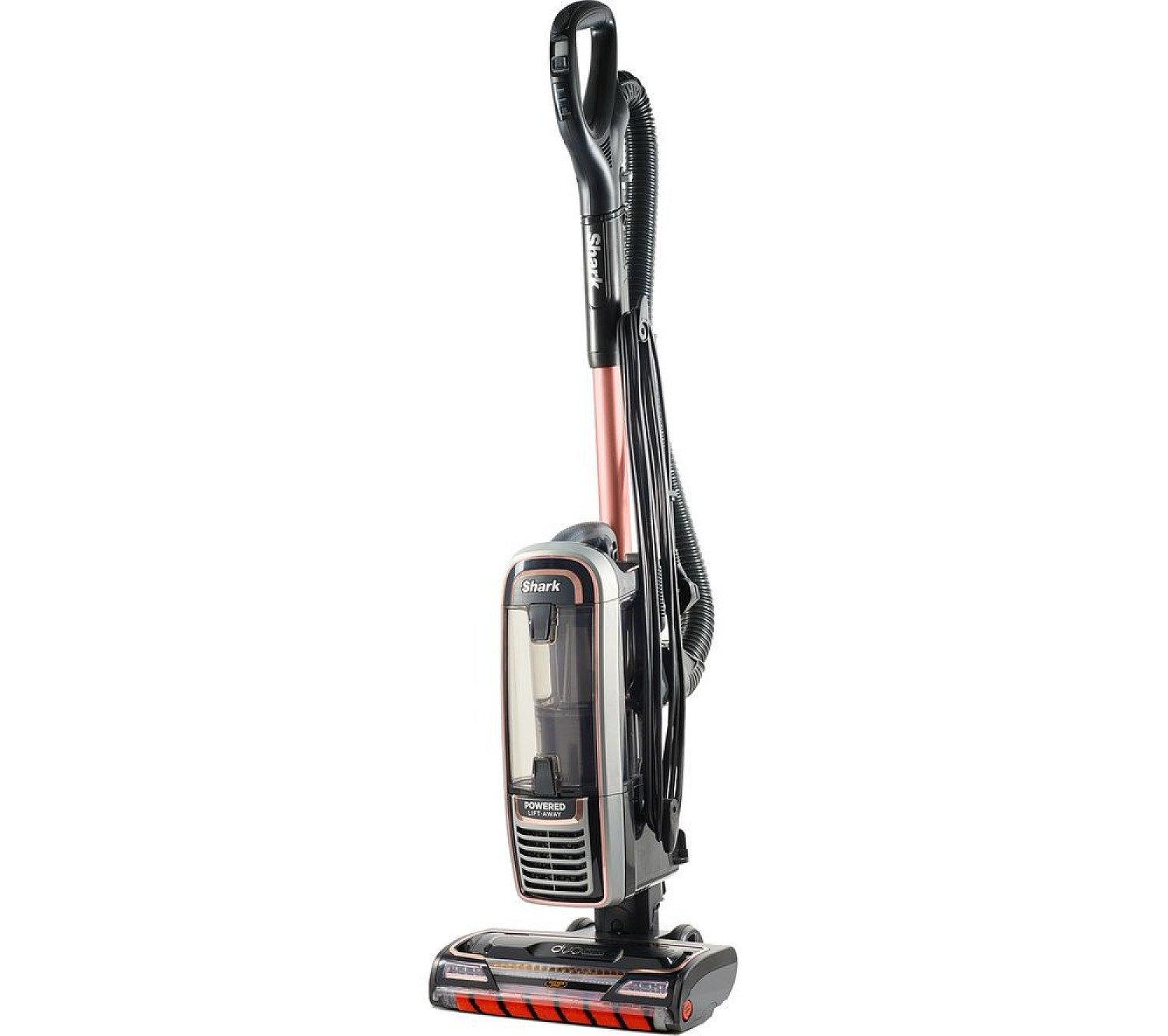 SAVE - Shark Anti Hair Wrap Upright Vacuum Cleaner Plus with Powered Lift-Away and TruePet