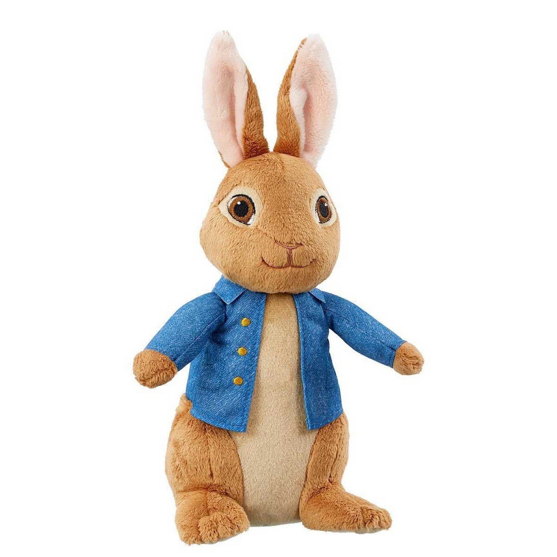 30% off Peter Rabbit Talking Movie Soft Toy