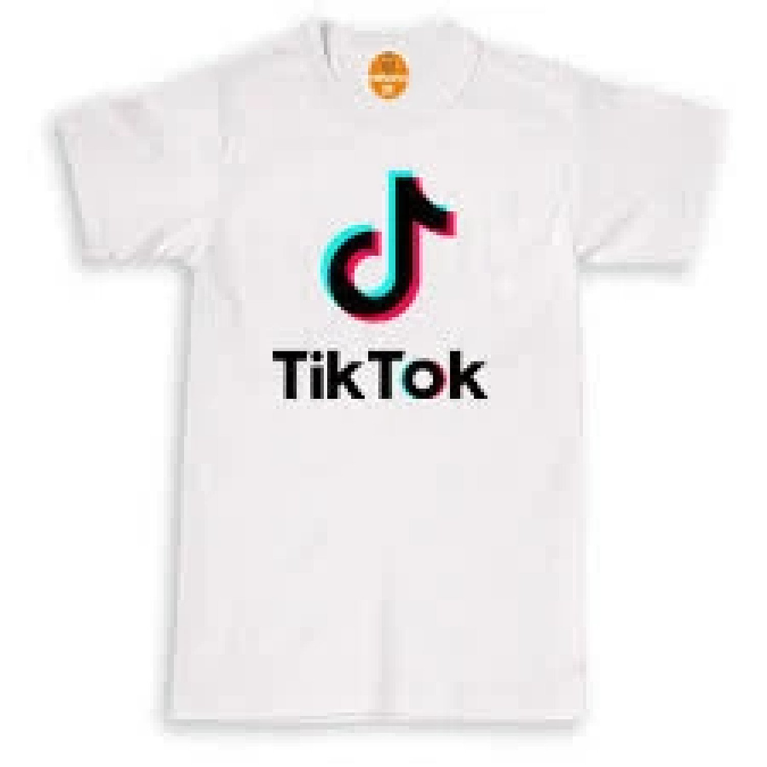 (White, 2-13 Years) Kids Tik Tok Logo T-Shirt £14.99 Free Postage