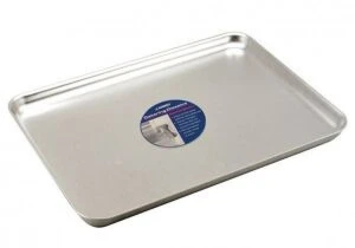 12 inch Aluminium Baking Tray For Cakes Muffins Bakeware Free Postage