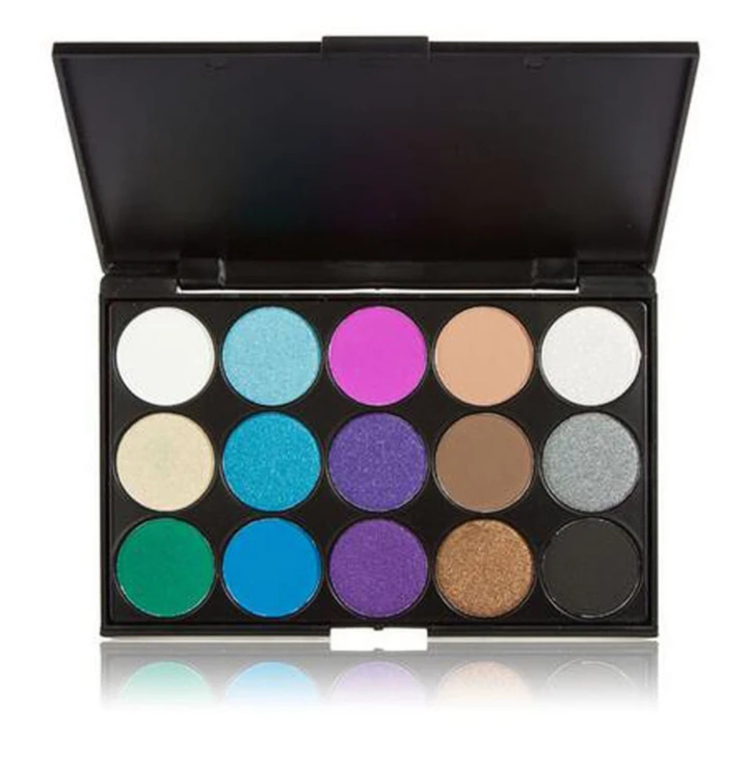 15 Colours Matte/Shimmer Eyeshadow Palette #3 Free Postage