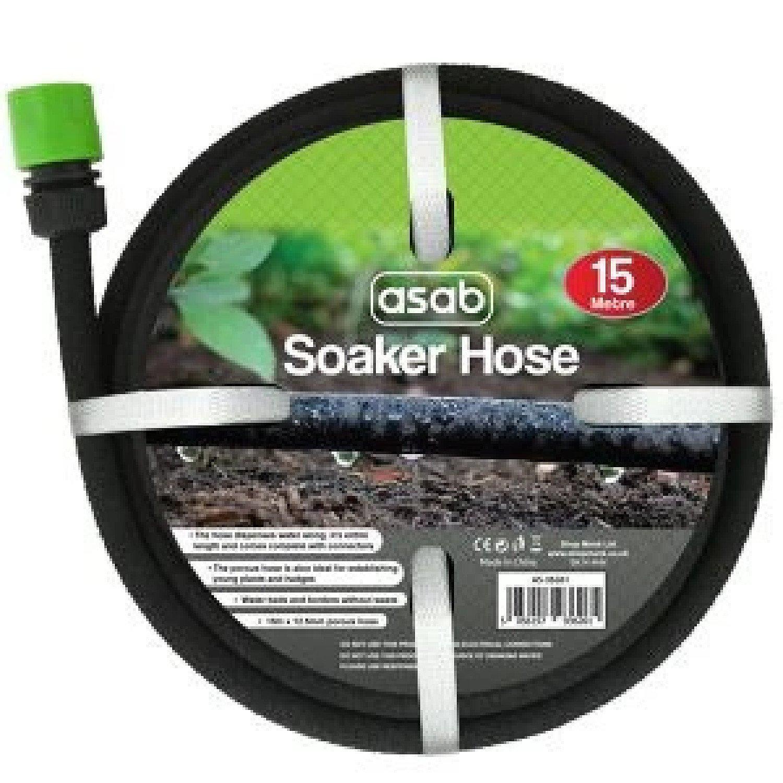 15m Soaker Hose £13.99 Free Postage