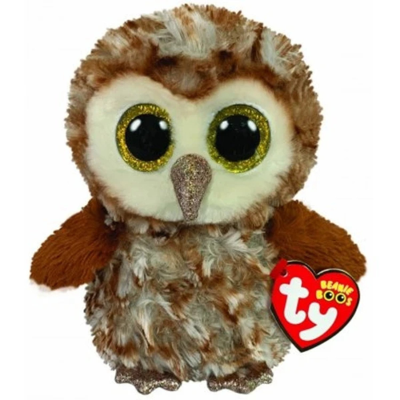 16 cm TY Beanie Boo Percy the Owl £16.99 Free Postage