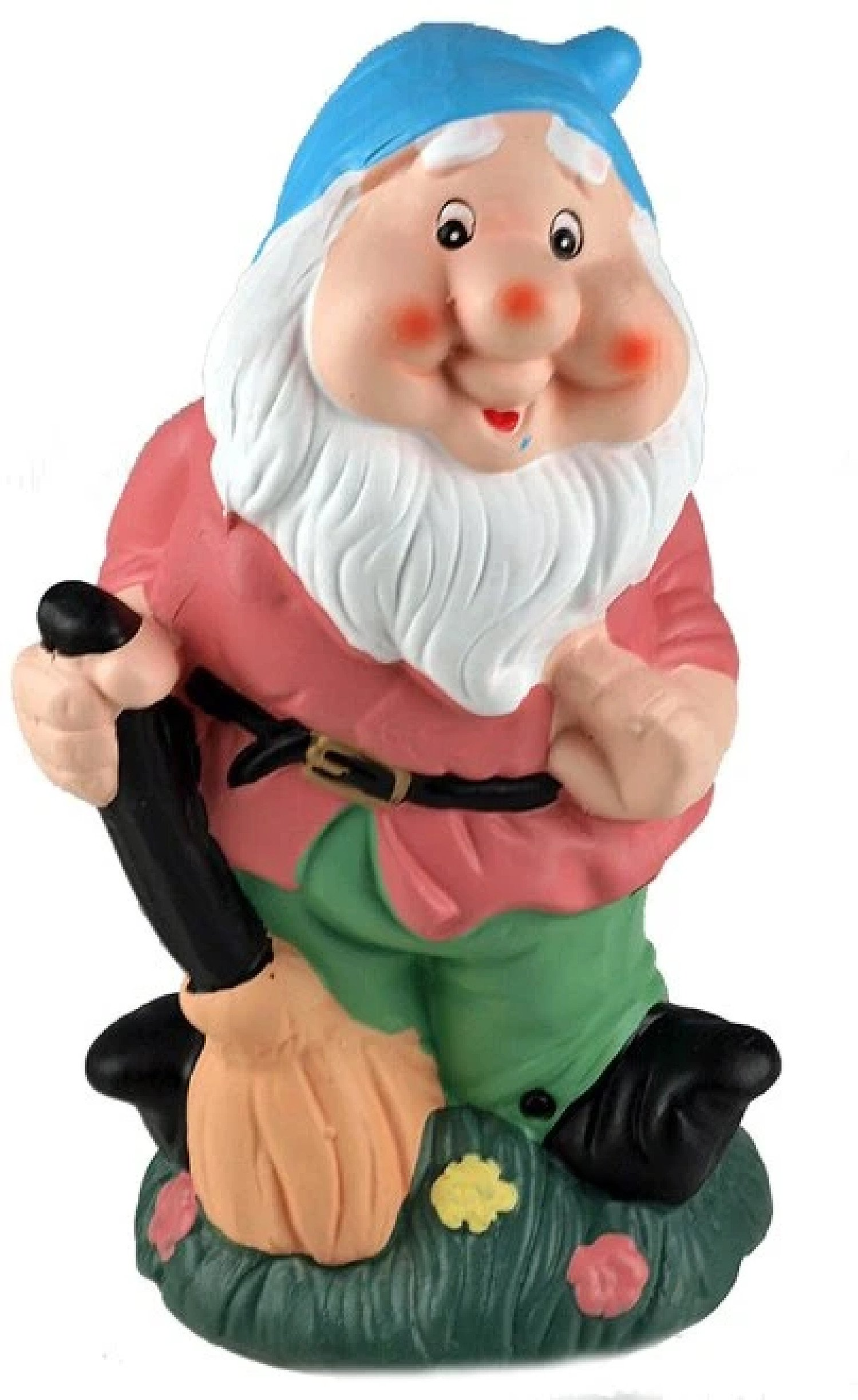 Whistling Garden Funny Gnome Ornament With Sensor Free Postage