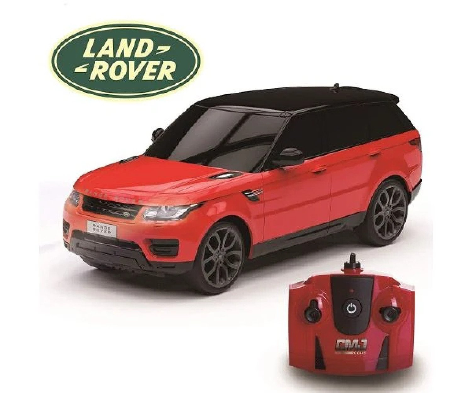 1:24 Scale RC Range Rover Sport Red Free Postage