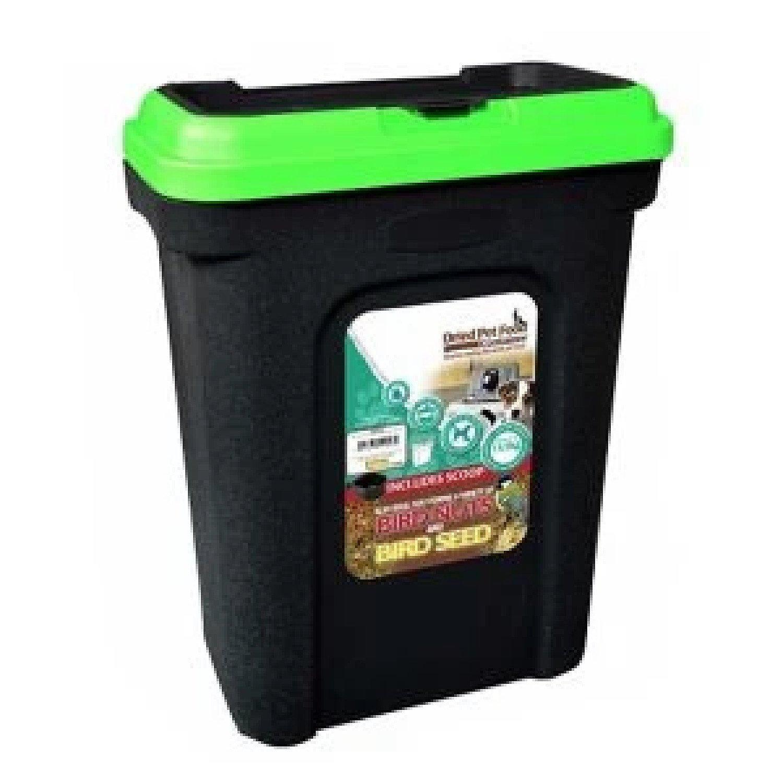 1x 30L Pet Food Storage GREEN Free Postage