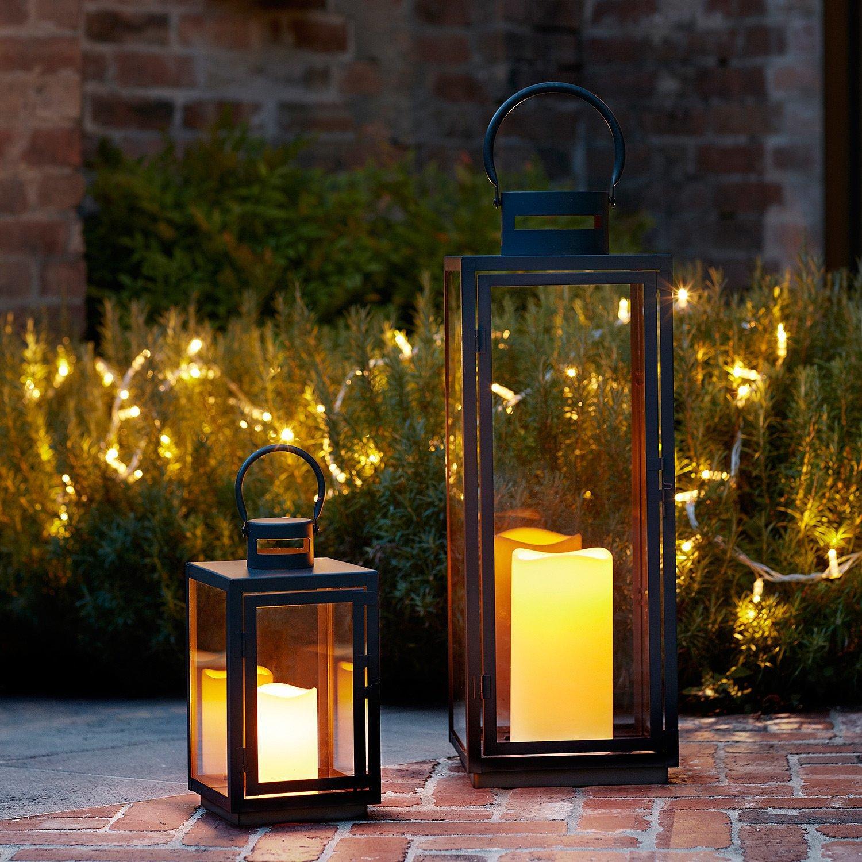 Outdoor Laterns - Malvern Outdoor Lantern Bundle: £84.99!