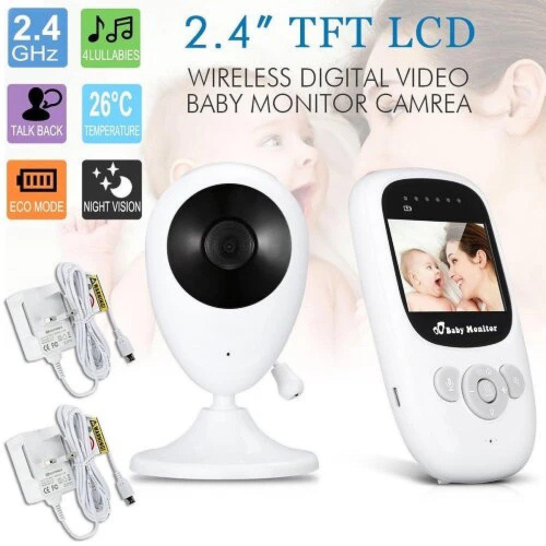 2.4 Inch LCD Baby Monitor Camera | Baby Monitor Night Vision Camera Free Postage