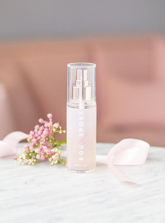 3 for 2 on Home Accessories - Boux sport body mist - Rose Gold £8.00
