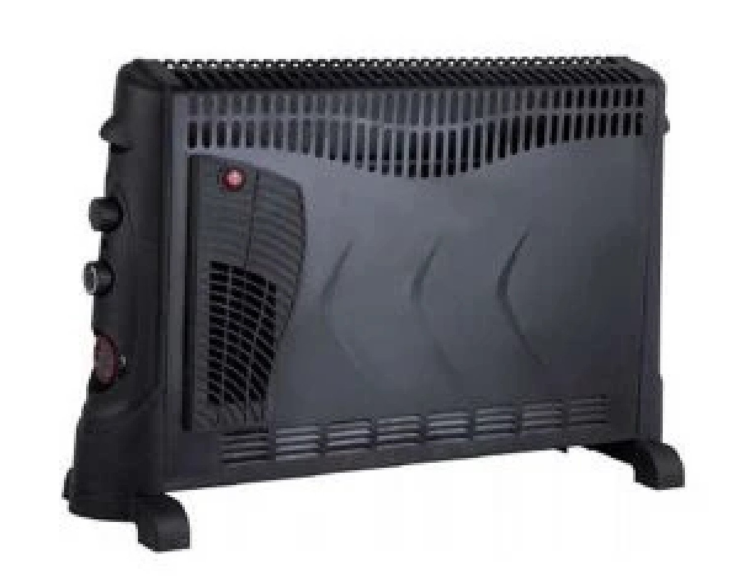 2kW Convector Heater with Turbo and Timer Free Postage
