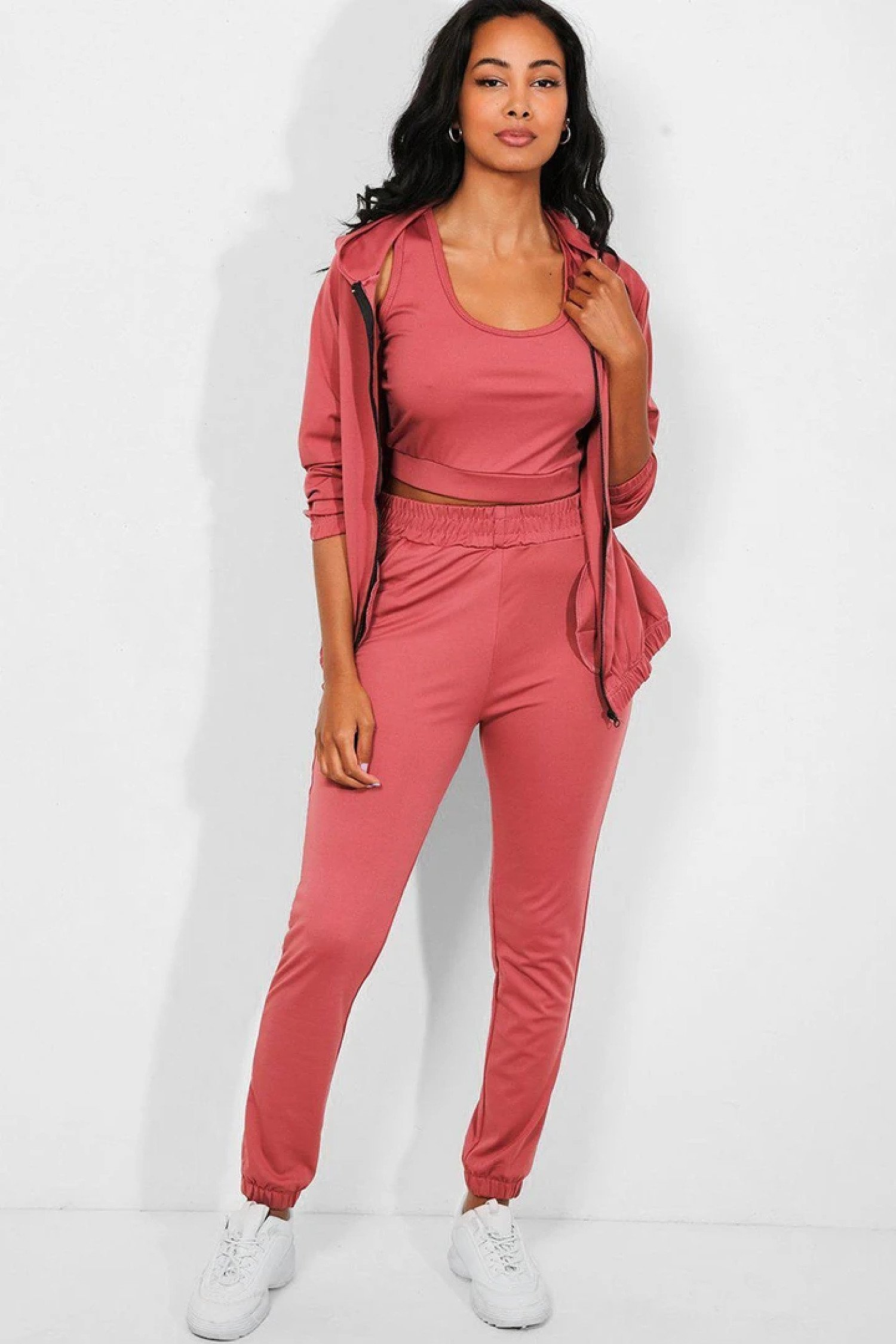 3 Piece Hooded Tracksuit Free Postage