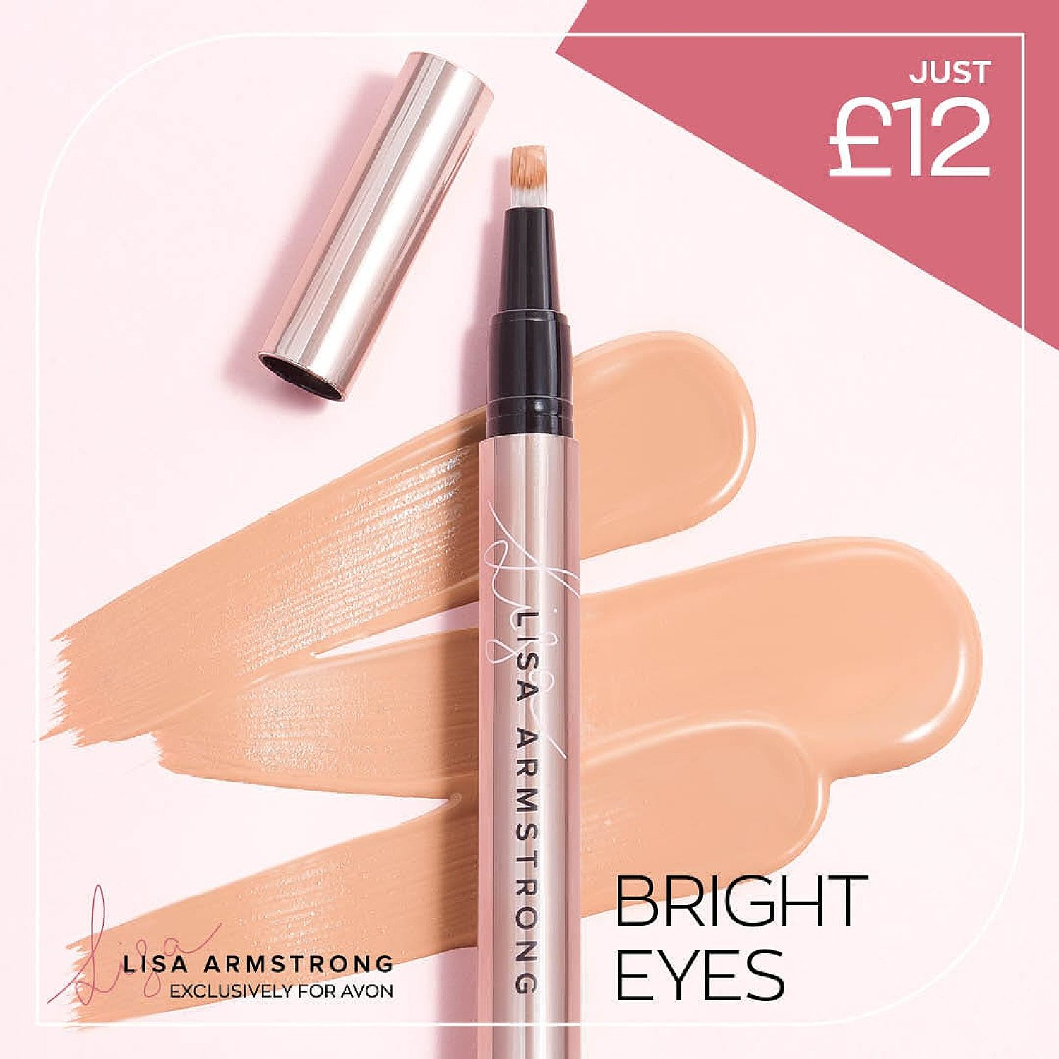 Lisa Armstrong - Complete Range - Available on GlamElle