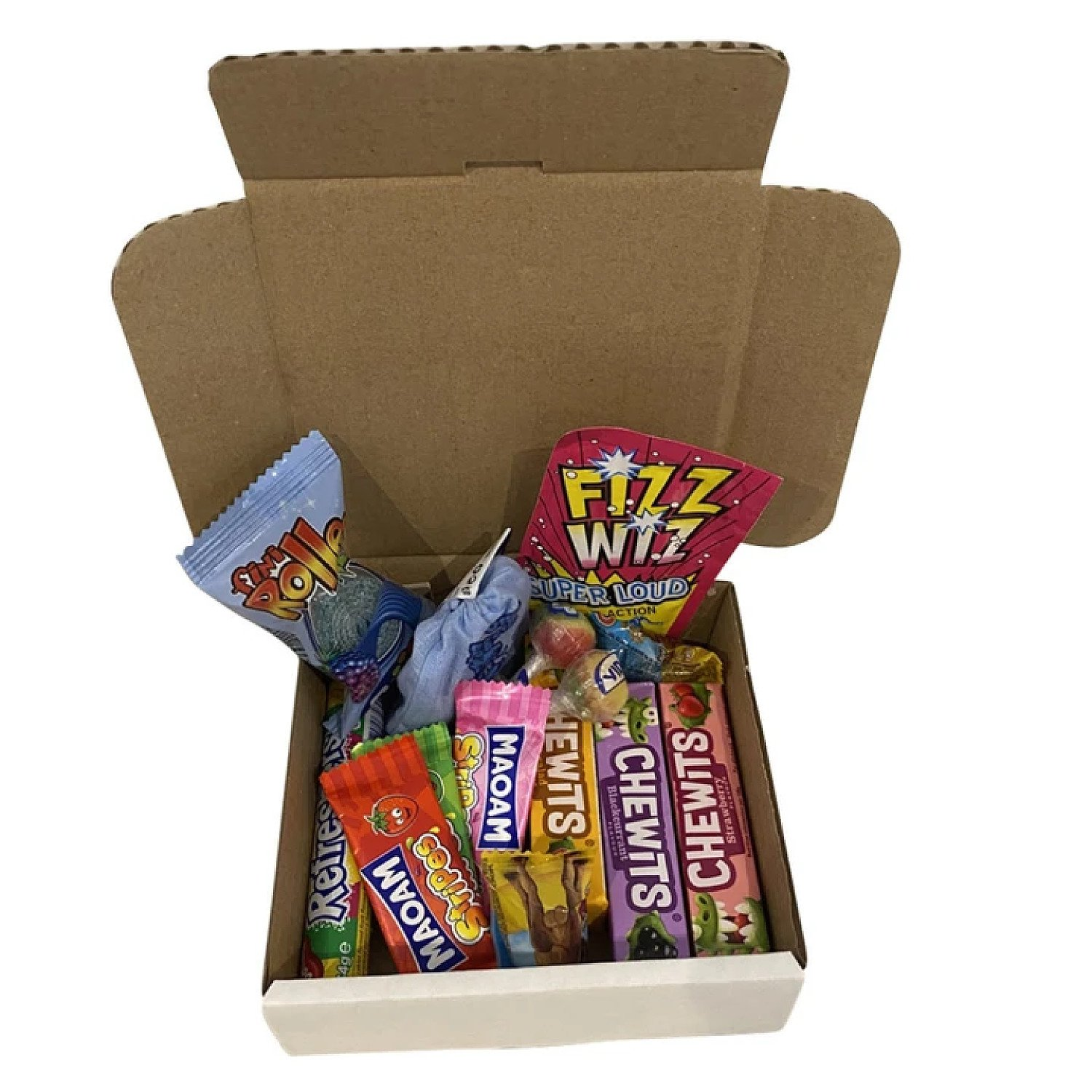 5 Inch Pizza Box of Sweets Selection Free Postage