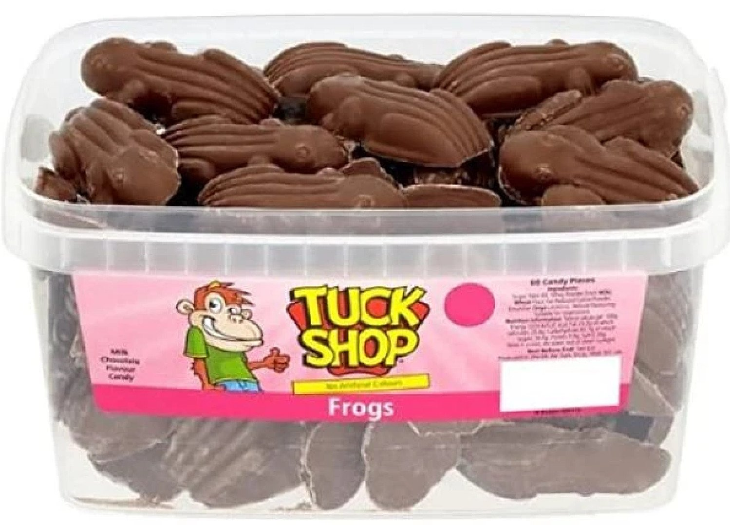 Chocolate Frogs Tub Free Postage