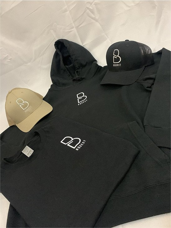 First release items!👀🖤