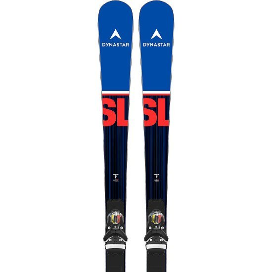 GOING SKIING? Dynastar Skis Speed Omeglass Master SL With Bindings - 25% OFF!