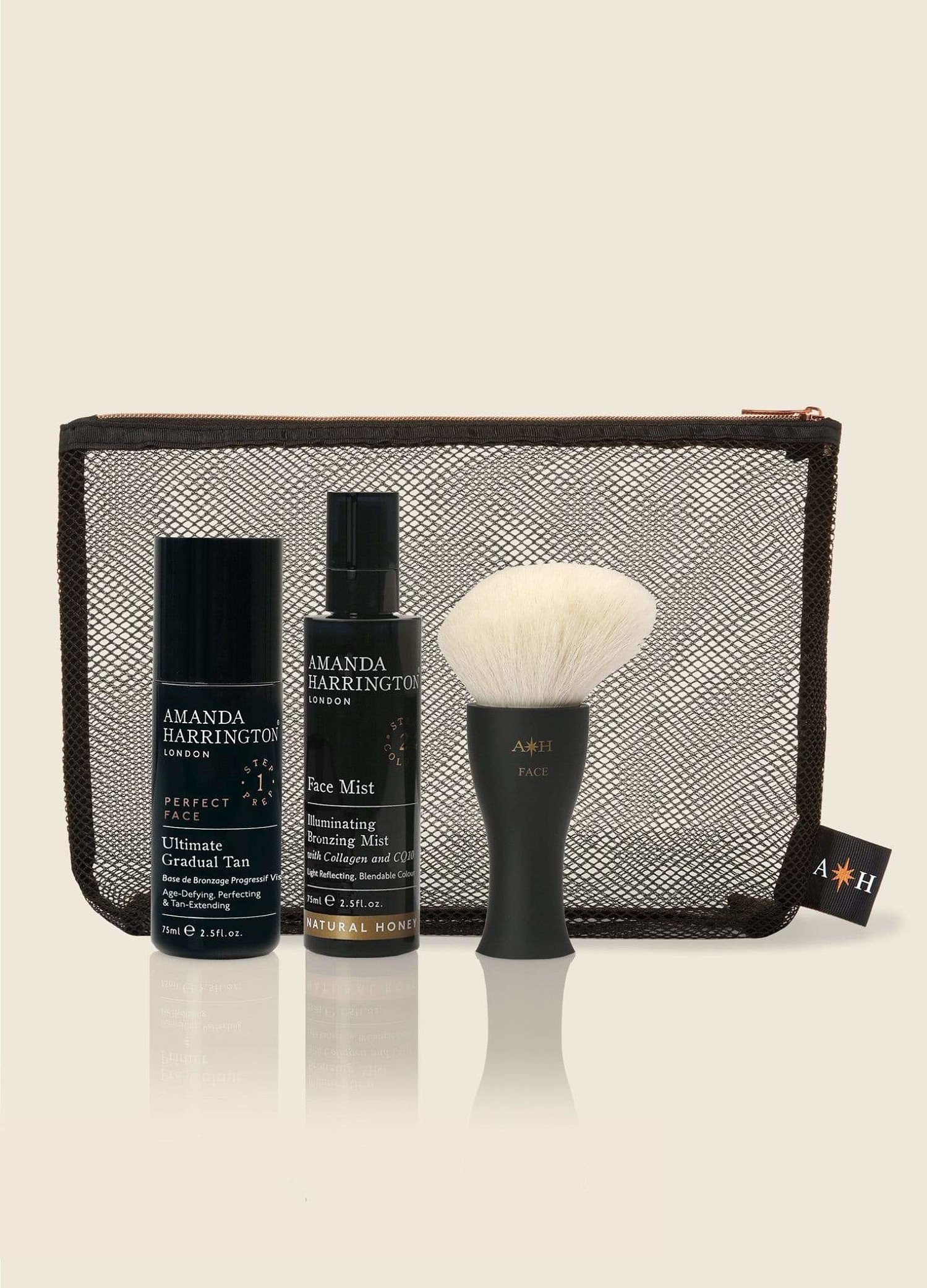 The Face Set: The 3-Step Tanning Method - £69.00!