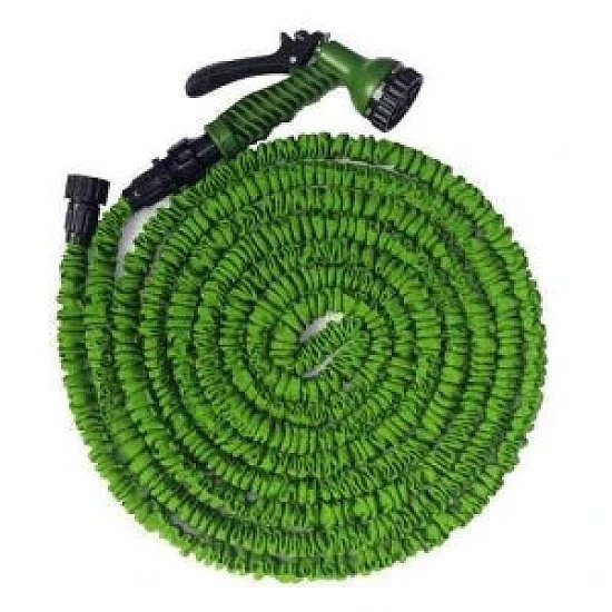 50ft Expandable Garden Hose - Green HOSE-50FT 💦  £9.99 Free Postage