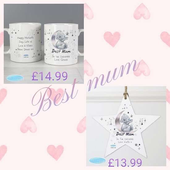 For your mum