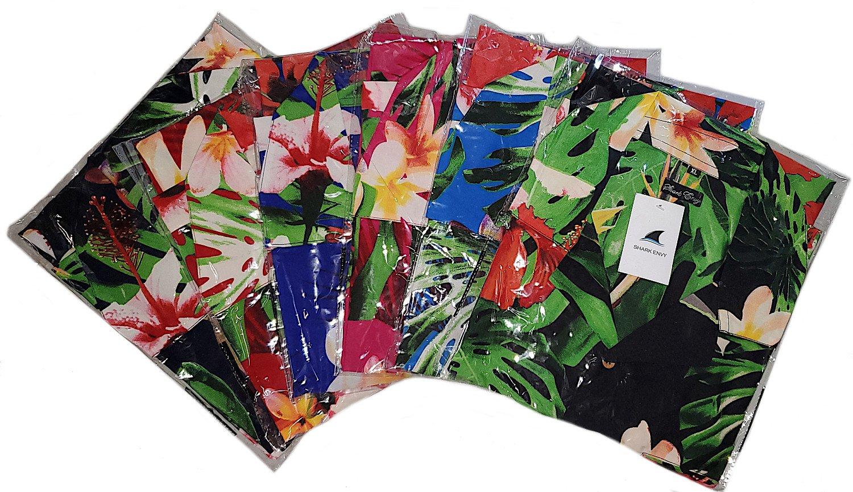 Wholesale lot of 36 Hawaiian Shirts