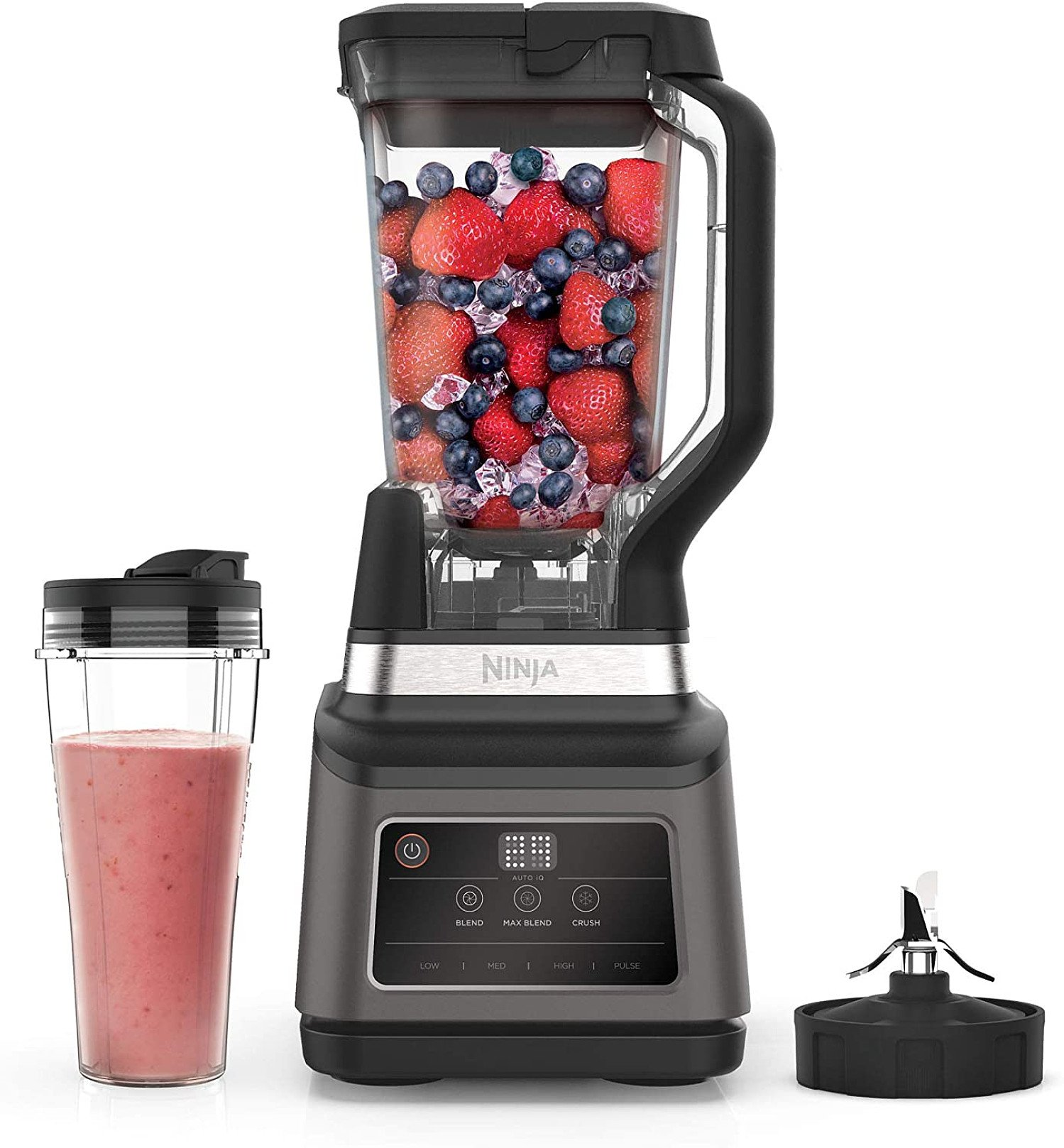 SAVE - Ninja 2-in-1 Blender with Auto-IQ