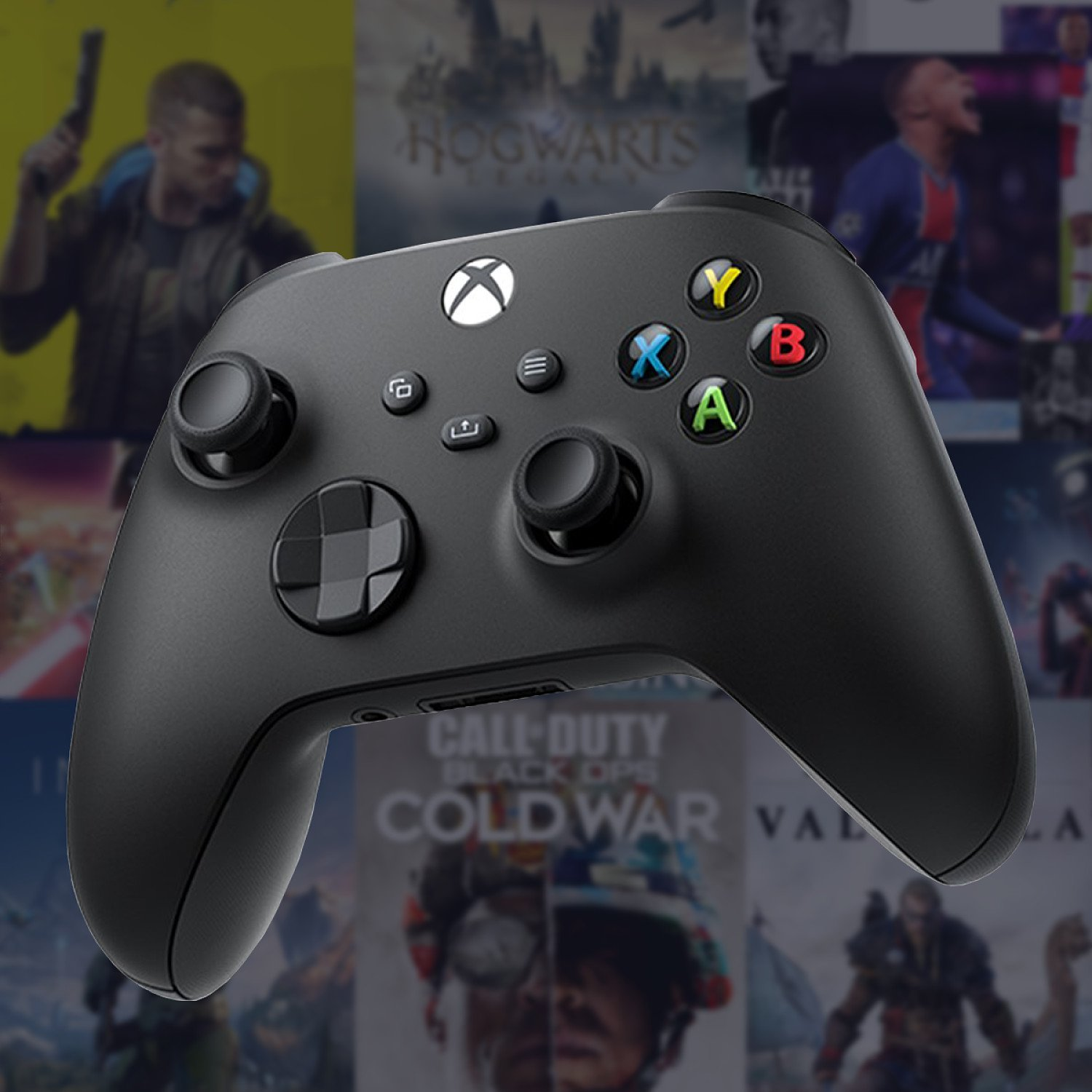 WIN the new Xbox Series X Wireless Controller