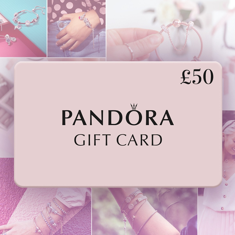 WIN a £50 Pandora Gift Card