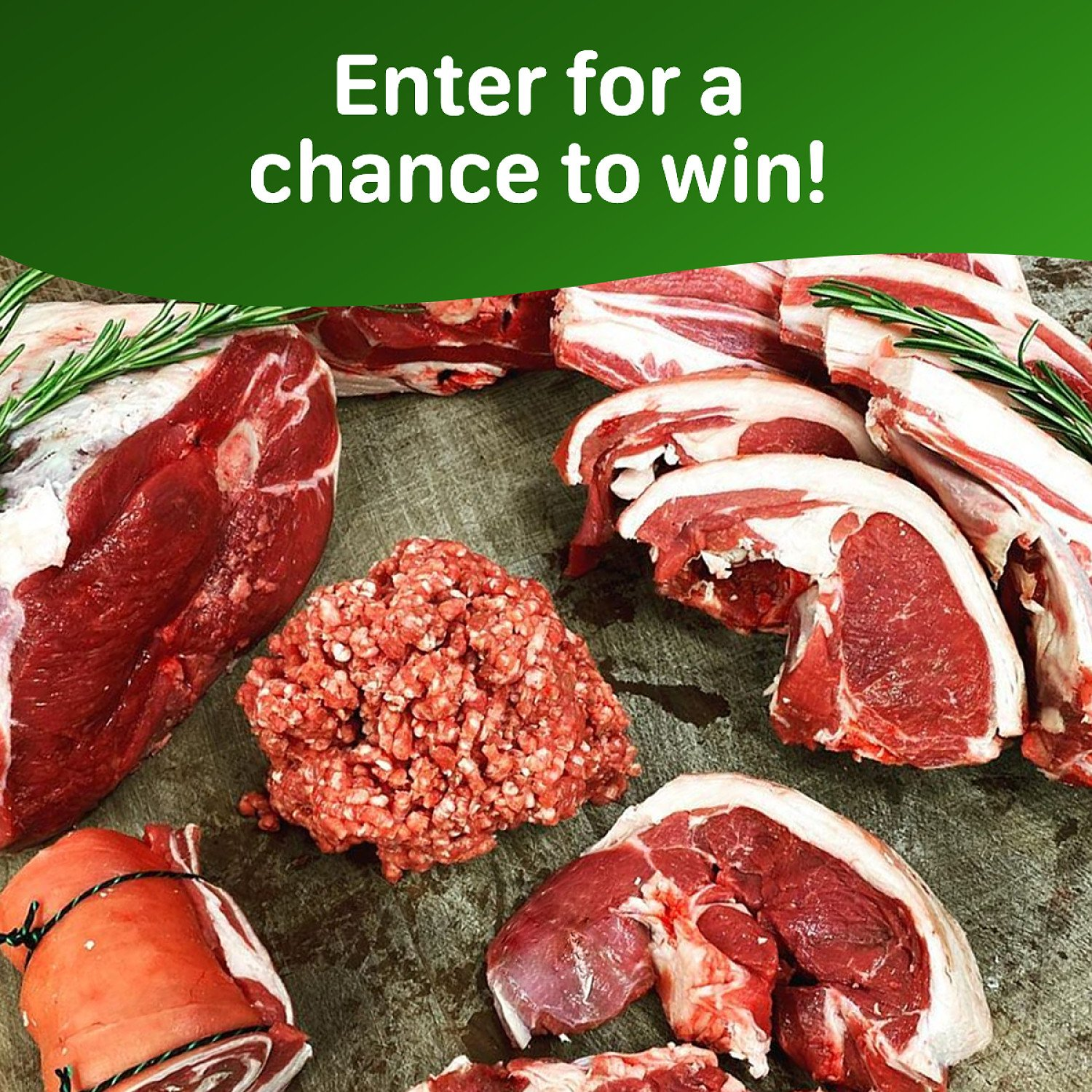 WIN a Luxury Yorkshire Quarter Lamb Box