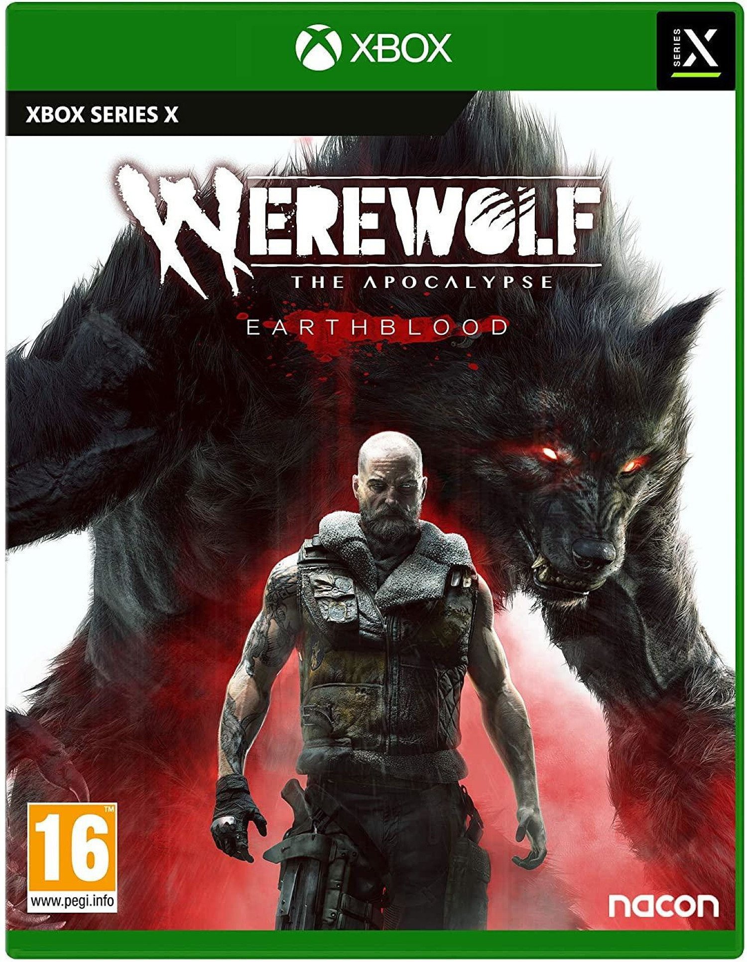 Xbox Series X Werewolf: The Apocalypse - Earthblood (BRAND NEW)