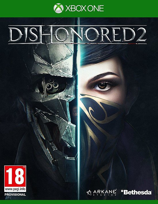 Xbox One Dishonored 2 ( BRAND NEW) FREE UK SHIPPING