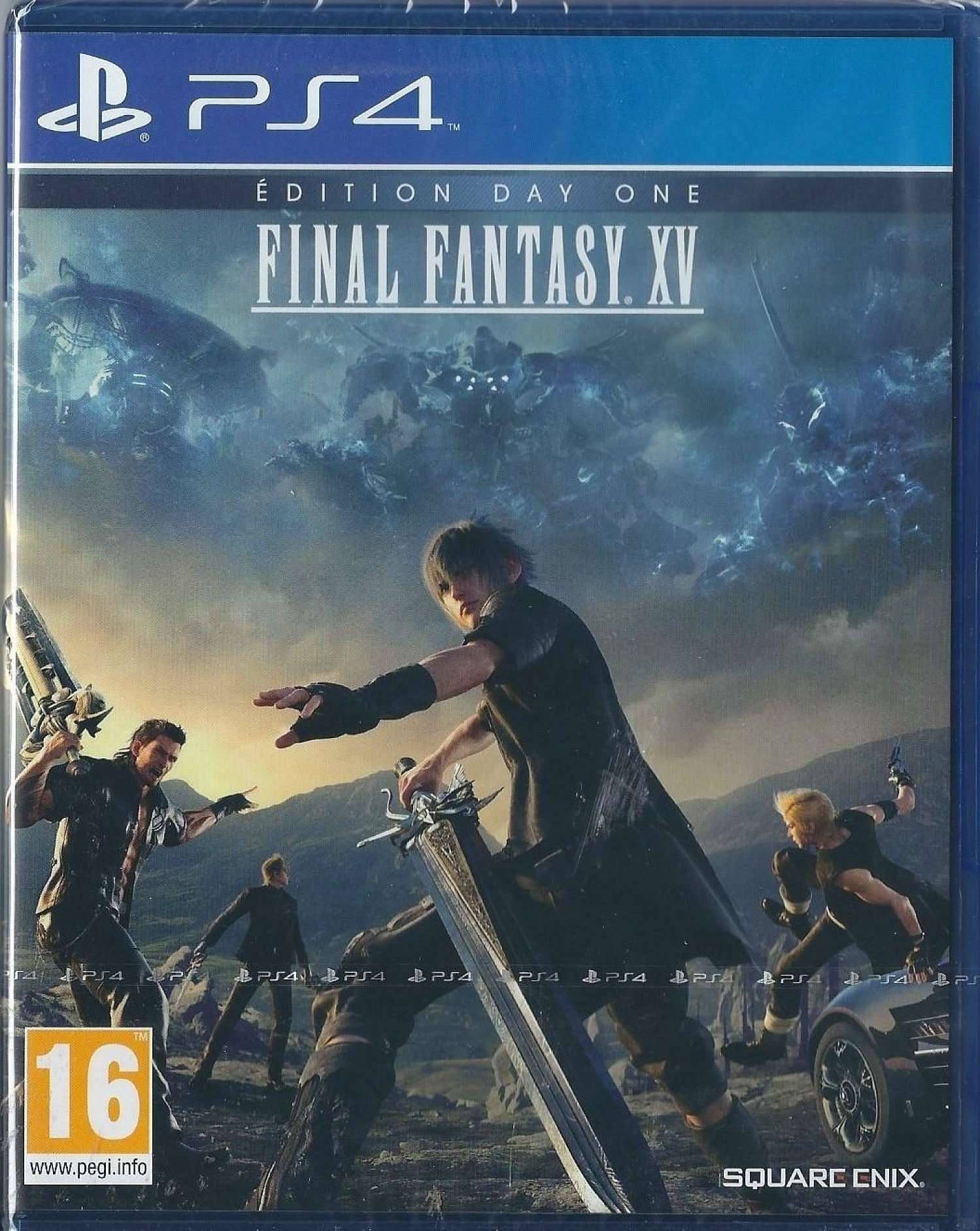Playstation 4 Final Fantasy XV Day One Edition (PS4) IMPORT (BRAND NEW)